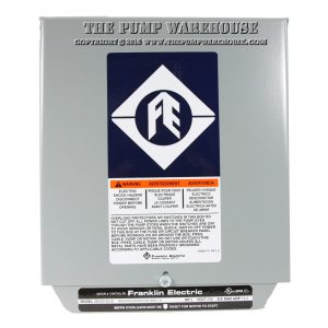 Franklin Deluxe Control Box | 2 HP - 230V