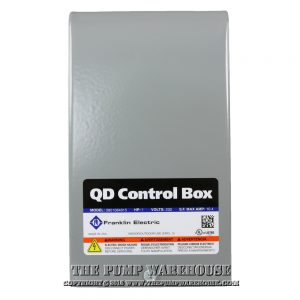 Franklin QD Control Box  | 1 HP - 230V