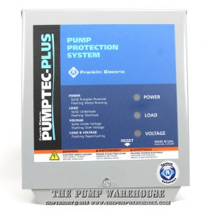 Franklin Electric Pumptec-Plus Pump Protector