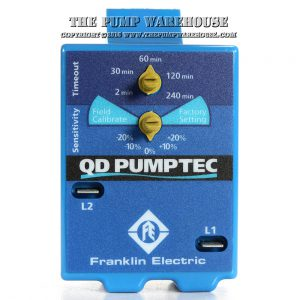 Franklin Pumptec QD - Pump Protector